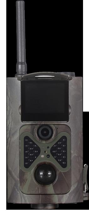 Övervakningskamera med mms